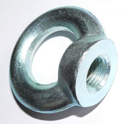 Nakrętka z uchem ocynkowana din 582 14*2 mm
