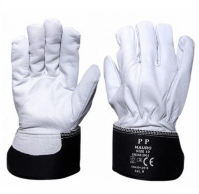 Rękawice ze skóry koziej licowej mauro