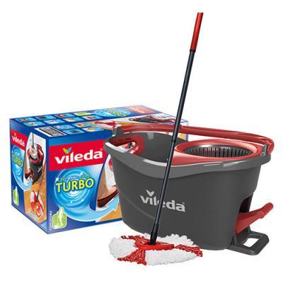 Vileda easy wring turbo box, mop+wiadro+wyciskacz