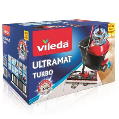 Vileda easy wring ultramat turbo box, mop+wiadro+wyciskacz