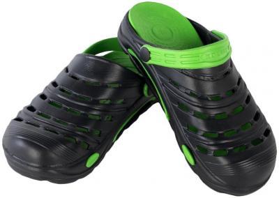 Buty piankowe eva, chodak dwukolorowy rozmiar 43