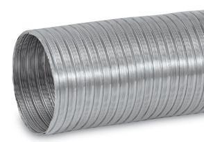 Rura aluminiowa flex 130mm 1mb