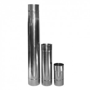 Wkład kominowy kwasoodporny 150mm 1mb