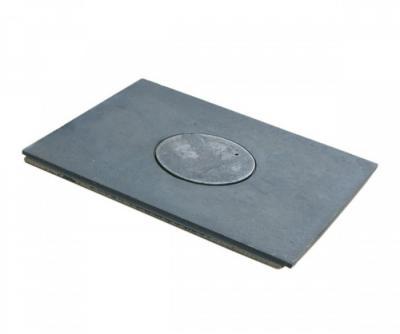 Płyta żeliwna 1-otworowa 63*31,5cm