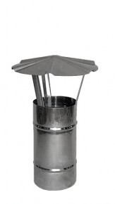Kominek kwasoodporny 150mm