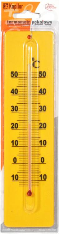 Termometr pokojowy plastikowy średni blister