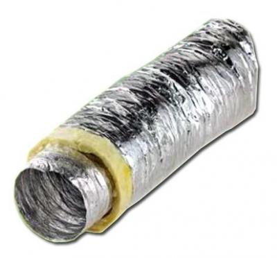 Termofleks izolowany 125mm 5mb do 250 °c