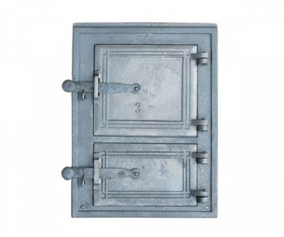 Drzwiczki kuchenne żeliwne nr3 38*29cm