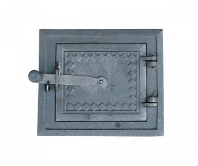 Drzwiczki kuchenne wymienne pojedyńcze 26*22cm żeliwne