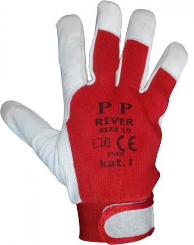 Rękawice skóra kozia rleverest/river rozmiar 7