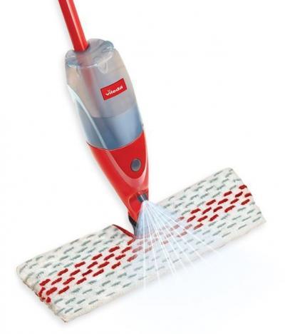 Vileda mop spray&clean ze spryskiwaczem