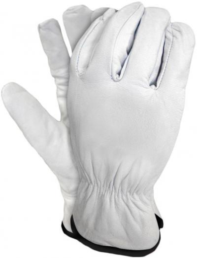 Rękawice ocieplane ze skóry koziej licowej rlcs+/corona
