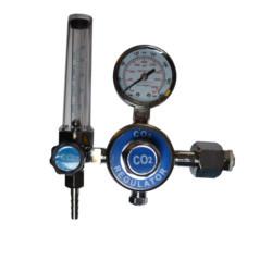 Reduktor ar lub co2 z rotametrem