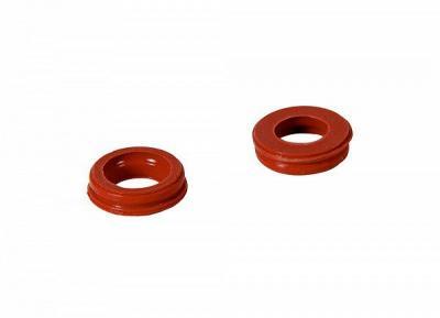 Uszczelka głowicy ceramicznej z wkładką metalową czerwona