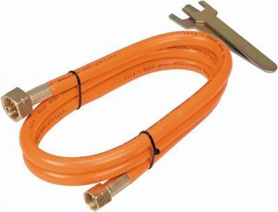 Wąż przyłączeniowy do gazu 2m