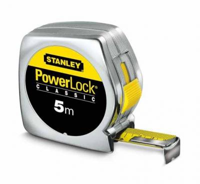 Miara powerlock, obudowa plastikowa [l] 3m/12.7mm