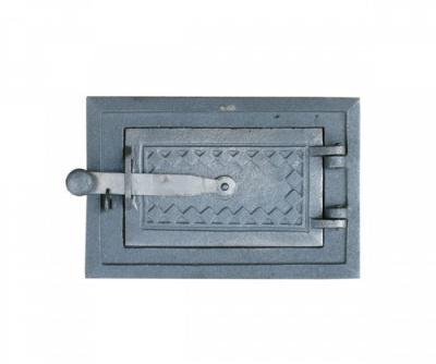 Drzwiczki kuchenne wymienne pojedyńcze 26*17cm żeliwne