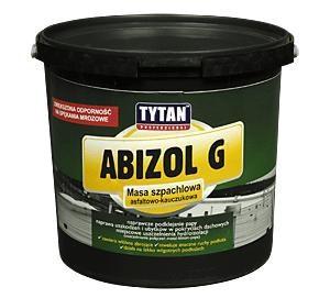 Abizol g masa szpachlowa bitumiczna 1kg