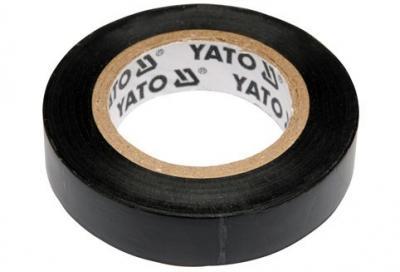 Taśma elektroizolacyjna czarna 25mm*20m