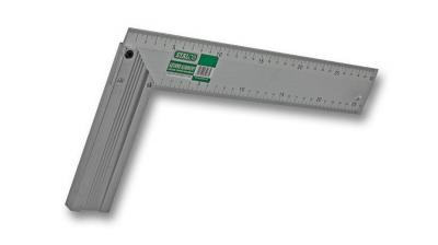 Kątownik aluminiowy 400mm Stalco