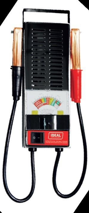 Tester akumulatorów 6/12 v lbt 100 ideal
