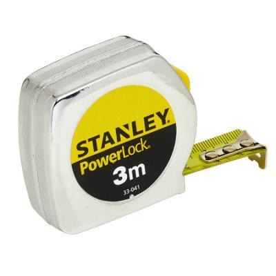 Miara powerlock, obudowa plastikowa [l] 3m/19mm