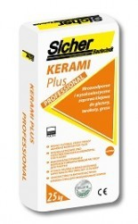 Wysokoelastyczna zaprawa klejowa kerami plus pro c2tes1 25kg