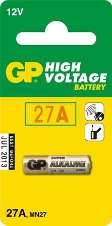 Bateria do zdalnego sterowania 12v 27a