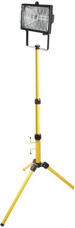 Reflektor halogenowy ze statywem 400w