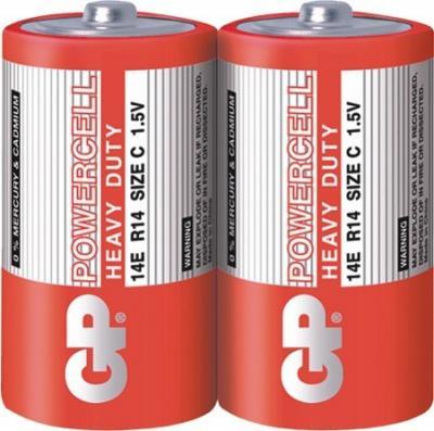 Bateria powercell 1.5v r14 2 sztuki