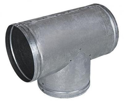 Trójnik t ocynkowany 150/150/150mm 90s