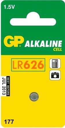 Bateria alkaliczna zegarkowa 1.5v 177