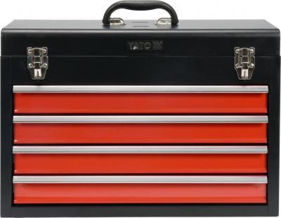 Skrzynka narzędziowa 4 szuflady