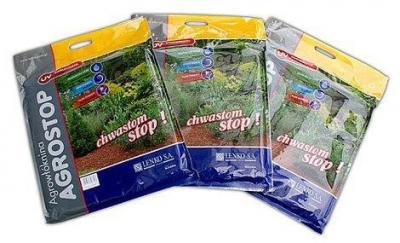Agrowłóknina agrostop 50g czarna 1.6*20m