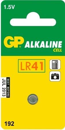Bateria alkaliczna zegarkowa 1.5v 192
