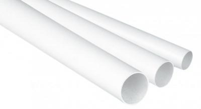 Rura elektroinstalacyjna gładka 22mm rl 22 biała 15156 /2m/