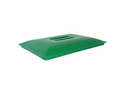 Pokrywa do wiadra prostokątnego zielona