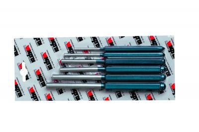 Komplet wybijaków cylindrycznych 6szt fi(4-5-6-7-8-10)