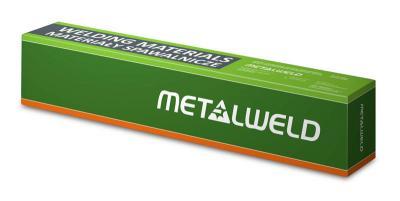 Elektroda rutylowa rutweld12 - klasyczna 1.6mm 1kg