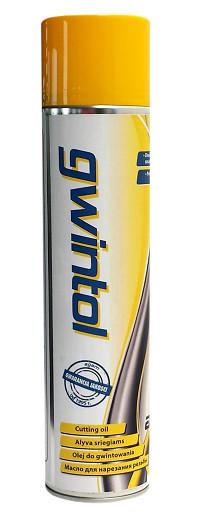Olej do gwintowania gwintol spray 600ml