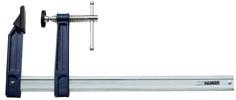 ścisk stolarski nastawny typ l 140mm/1000mm