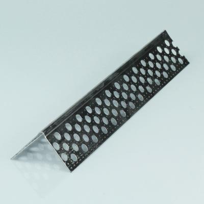 Narożnik aluminiowy perforowany 250cm 0.47 25*25