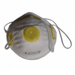Półmaska filtrująca xf 110 v ffp1 nr d z zaworkiem bocznym