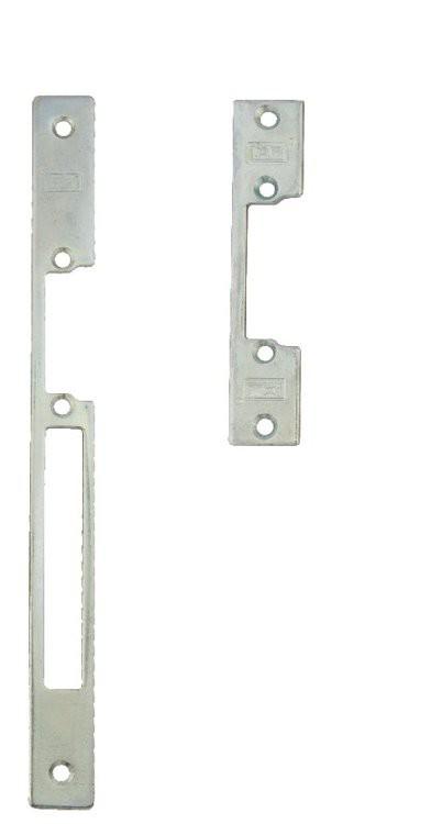 Zaczep płaski do elektrozaczepu re41l szerokość 22mm model l