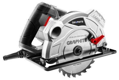 Pilarka tarczowa 1500w 185*20mm laser głębokość cięcia 65mm