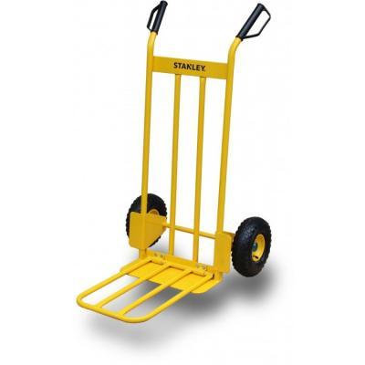 Wózek transportowy stalowy z rozkładaną platformą 200 kg