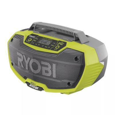 Akumulatorowa radio bluetooth r18r-h0 18v 0*ah one+