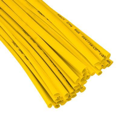 Rurka termokurczliwa 1,50/0,75 żółta