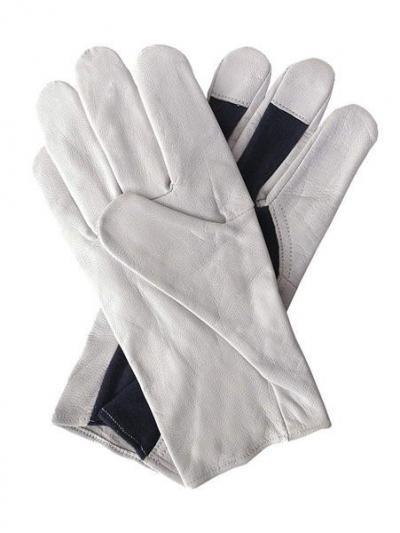 Rękawice ze skóry koziej licowej rltoper/royal 8