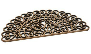 Wycieraczka iron mat gold 3 45*75cm
